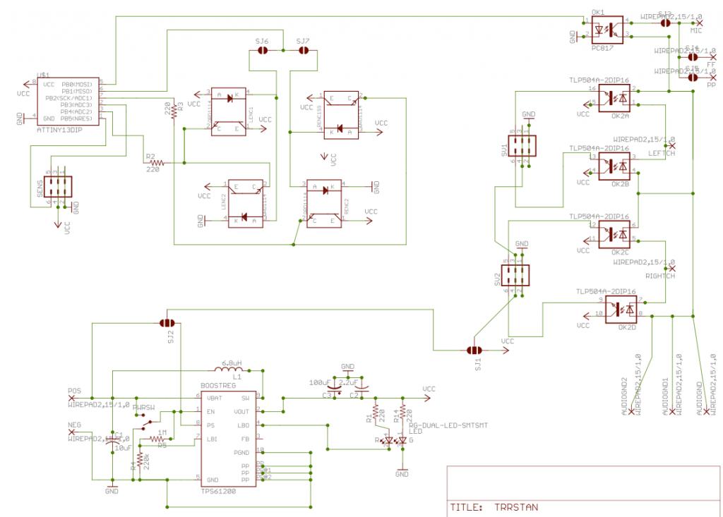 TRRSTAN schematic